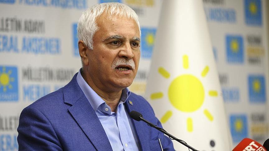 İYİ Parti Teşkilat Başkanı Aydın: MHP bizi davet edecek durumda değil!