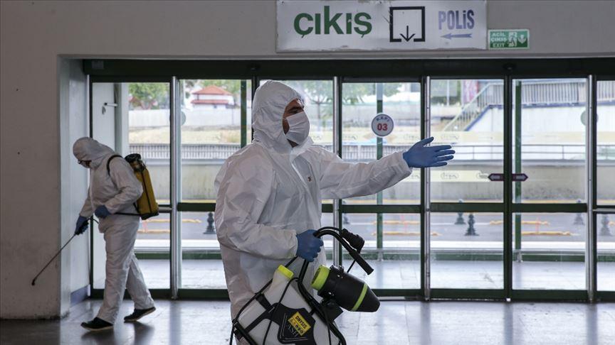 ...Türkiye'nin koronavirüsle mücadelesinde son 24 saat...