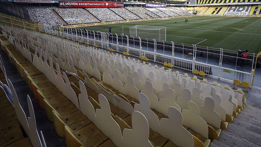 İlk devrede lig maçları seyircisiz oynanacak!