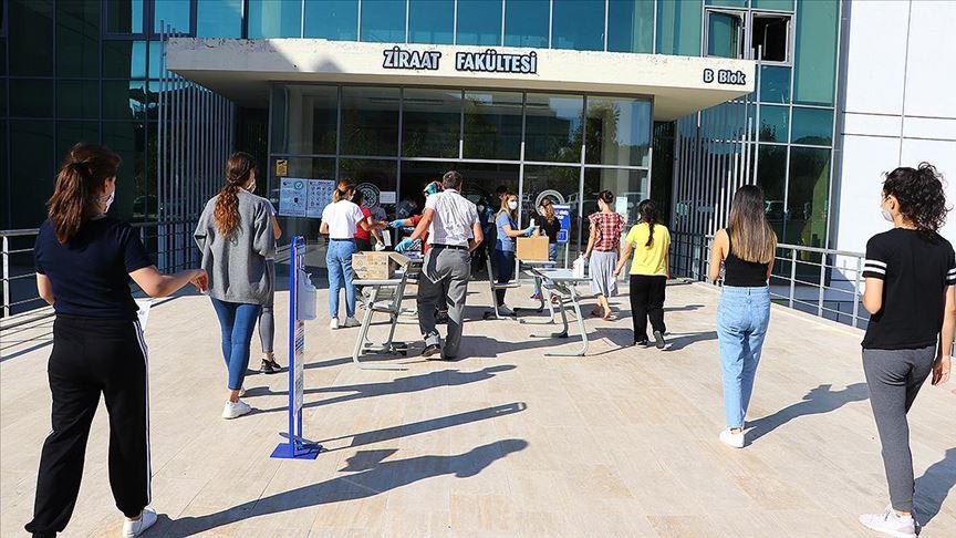 KPSS Genel Kültür-Genel Yetenek oturumu yapıldı