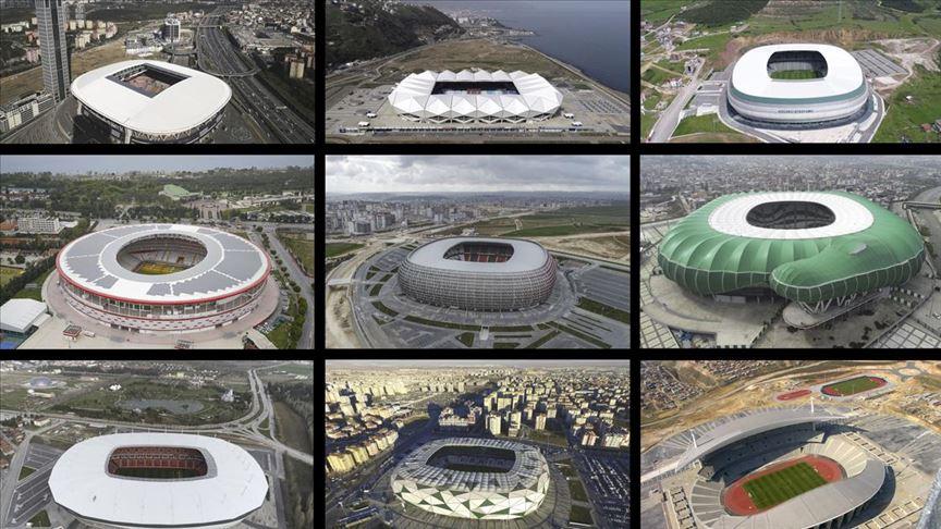 'Süper Lig'de statlar yeni sezona hazır'