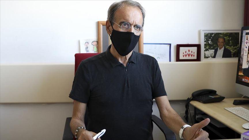 Enfeksiyon Hastalıkları Derneği Başkanı Prof. Dr. Ceyhan'dan önemli açıklamalar