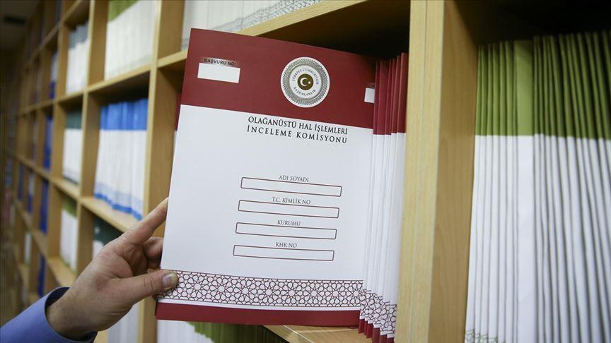 OHAL Komisyonu suç dosyaları kabarık 3 mahrem imamın başvurularını reddetti
