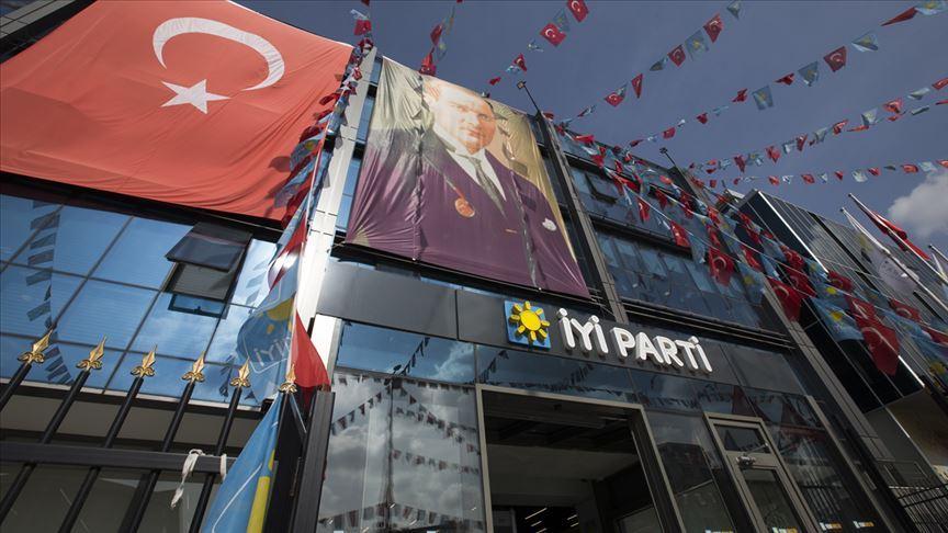 İYİ Parti 2. Olağan Kurultayı başladı!