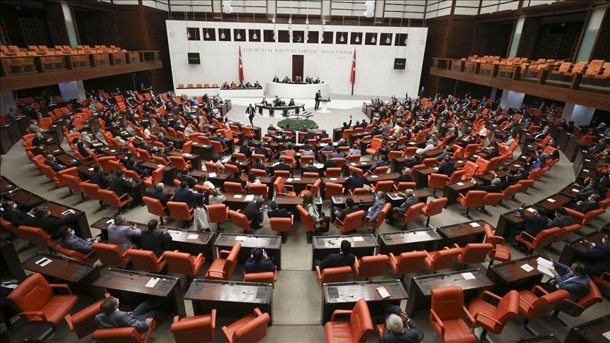 Meclis Yeni Yasama Yılına Hazırlanıyor..