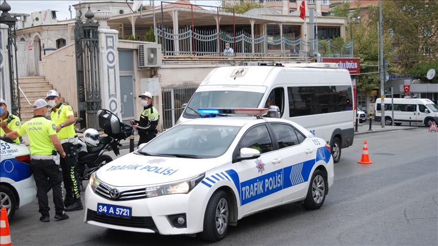 İstanbul'da okul servis araçları denetlendi!