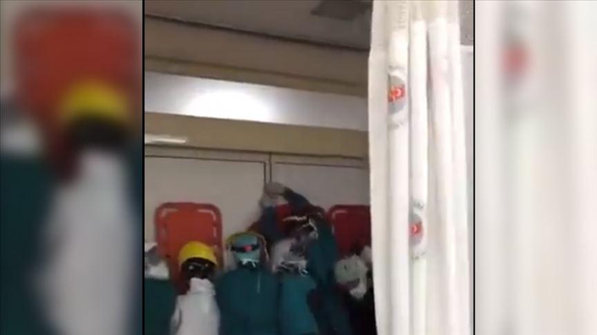 FLAŞ! Sağlık çalışanlarına saldırıya ilişkin adli tahkikat başlatıldı