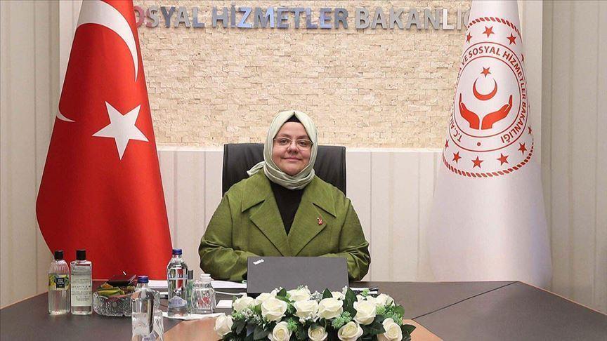Aile, Çalışma ve Sosyal Hizmetler Bakanı Selçuk'tan önemli açıklama