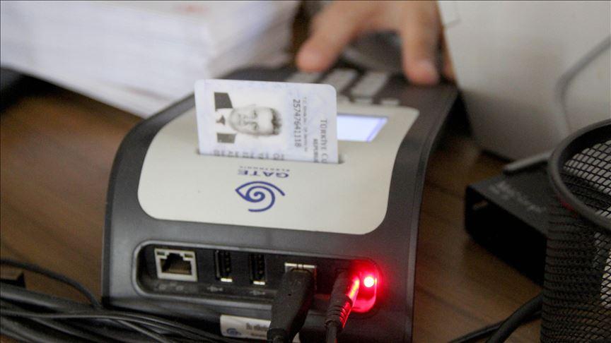 """""""5 günde 120 bin 695 kişinin sürücü belgesi bilgileri kimliğiyle birleştirildi"""""""