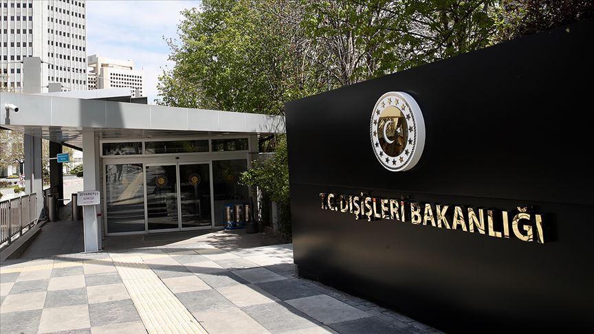 Türkiye, Ermenistan'ın Azerbaycan'a yönelik saldırılarını kınadı!