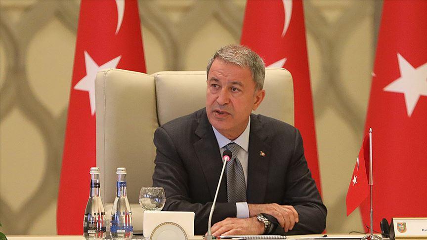 """""""Kafkasya'da barış ve istikrarın en büyük engeli Ermenistan'ın saldırgan tutumudur"""""""