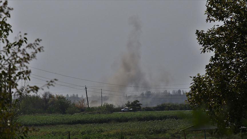 Azerbaycan ordusu bazı tepelerin kontrolünü ele geçirdi!