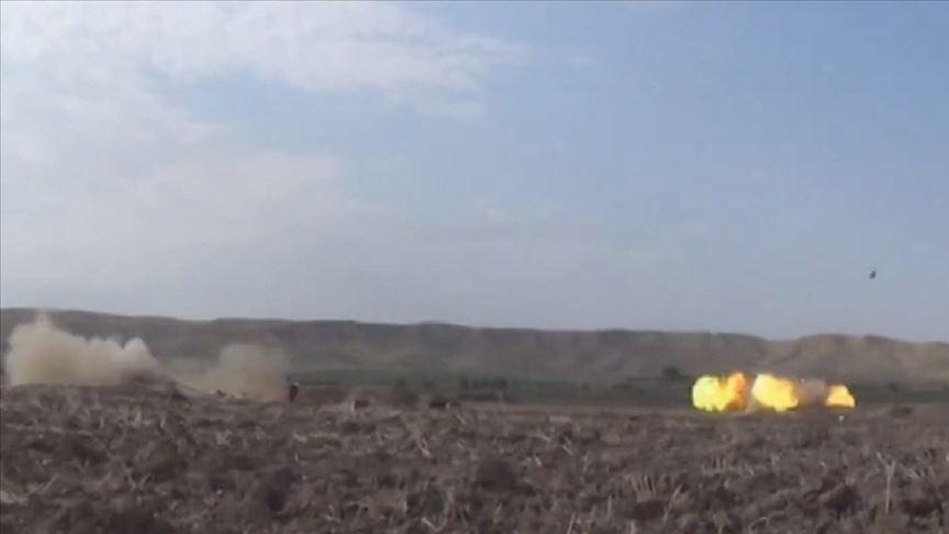 Azerbaycan ordusu bazı stratejik tepelerin kontrolünü sağladı!