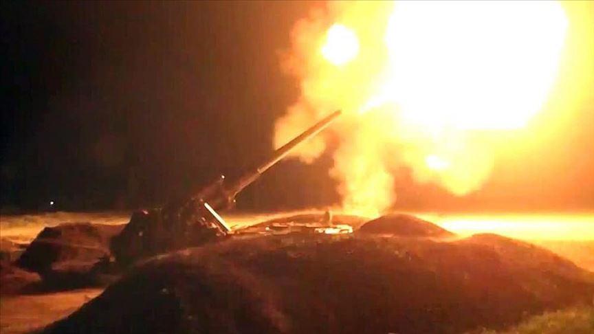 FLAŞ! Ermenistan-Azerbaycan cephe hattında çatışmalar sürüyor
