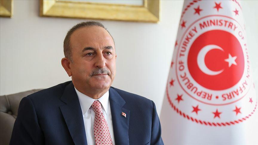 """Dışişleri Bakanı Çavuşoğlu: """"Bu sorunun tek bir çözümü var; Ermenistan, Azerbaycan topraklarından çekilecek"""""""