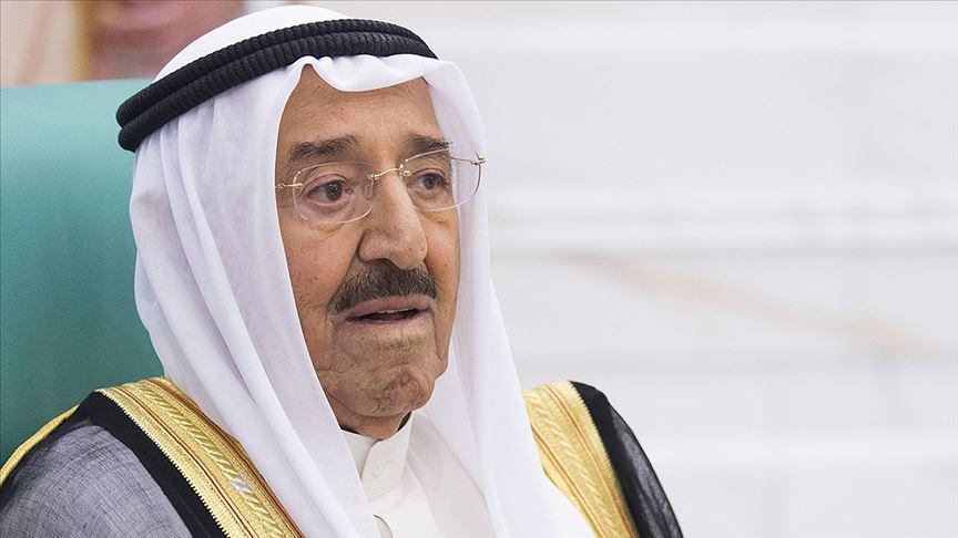 Kuveyt Emiri Şeyh Sabah hayatını kaybetti!