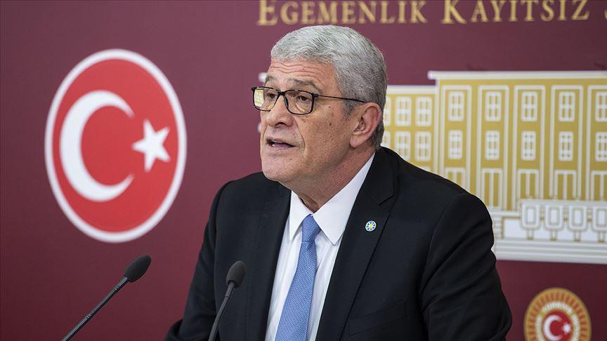 Dervişoğlu: TBMM'nin gündemi vatandaşın gündemiyle aynı olmalı