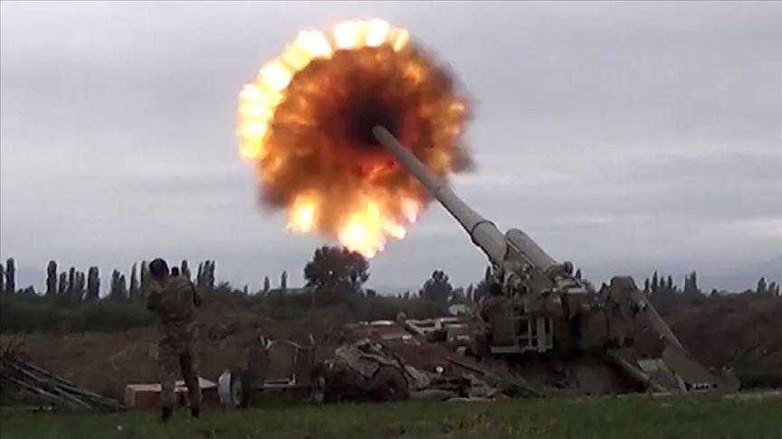 Azerbaycan 2 bin 300 Ermenistan askerinin etkisiz hale getirildiğini duyurdu