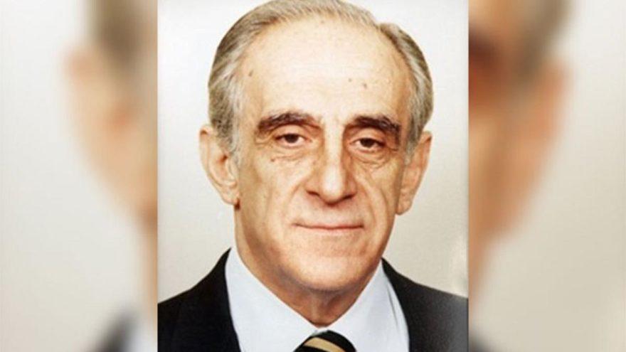 Eski Gümrük Bakanı Bozer, coronadan hayatını kaybetti!