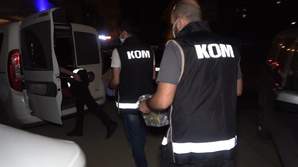 Kırıkkale'de kaçak içki operasyonunda bir kişi gözaltına alındı