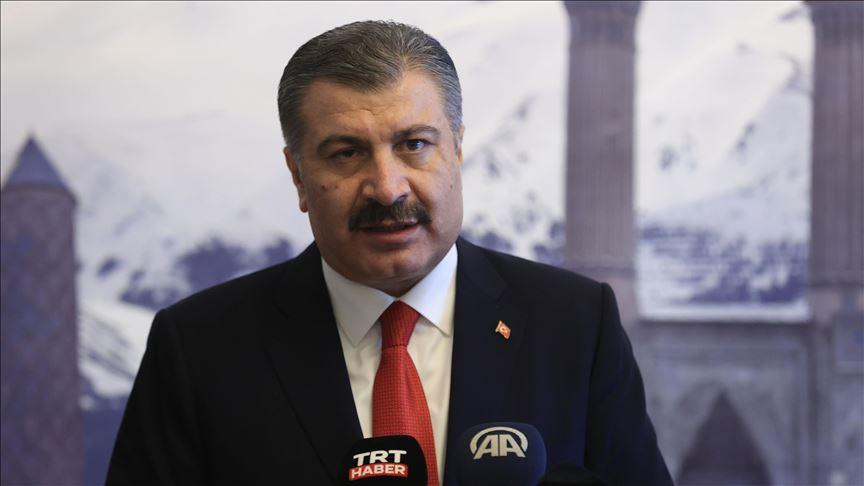"""""""Bir haftadır Kovid-19 vakaları başta İstanbul ve Bursa birçok ilimizde artış eğiliminde"""""""