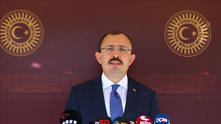 AK Parti Grup Başkanvekili Muş'tan önemli açıklama