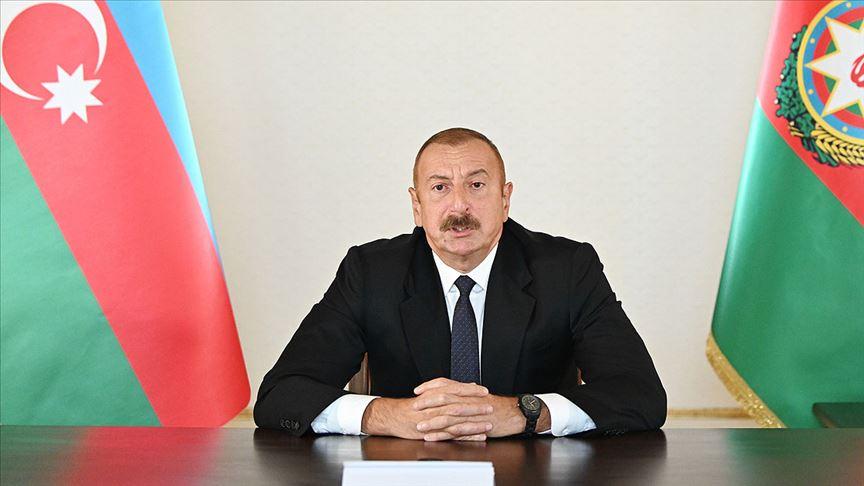 """""""Ermenistan'ın namert hareketleri Azerbaycan halkının iradesini kıramayacak"""""""