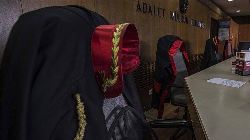 Meslekten ihraç edilen 2 hakim terörle mücadele kapsamında gözaltına alındı