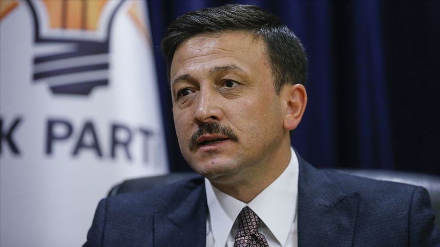 AK Parti Genel Başkan Yardımcısı Dağ'ın Kovid-19 testi pozitif çıktı!