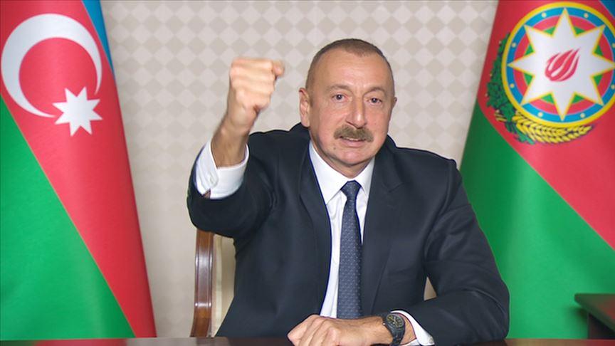 CEPHE HATTI / Azerbaycan ordusu Zengilan kent merkezini işgalden kurtardı!