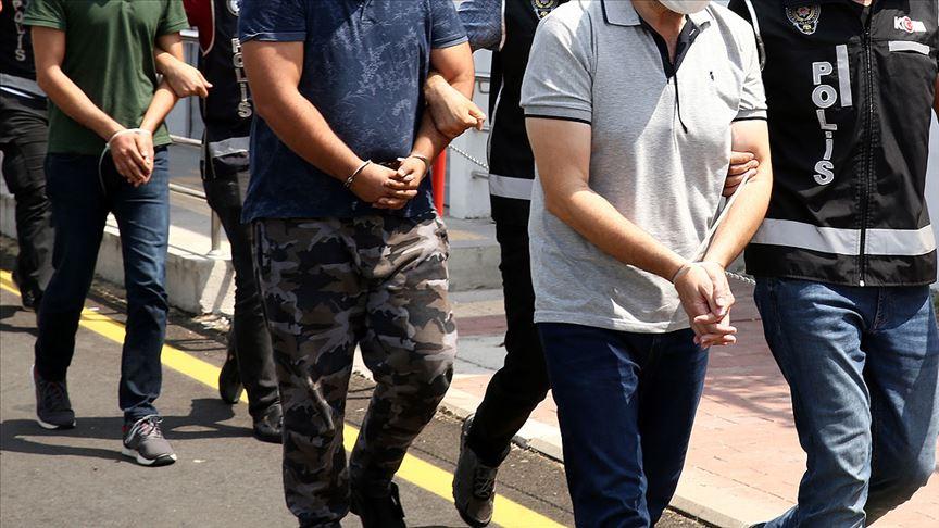 Aksaray merkezli 9 ilde FETÖ'nün emniyet mahrem yapılanmasına operasyon: 17 gözaltı