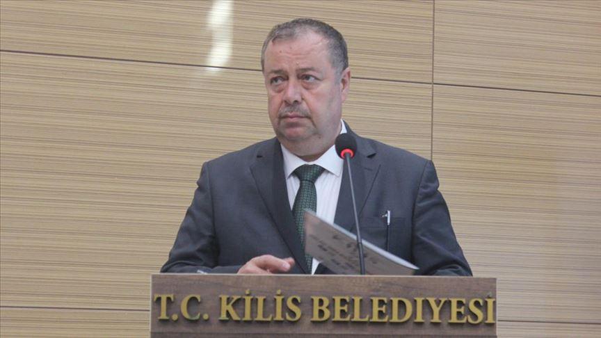 Kilis Belediye Başkanlığına Servet Ramazan seçildi!