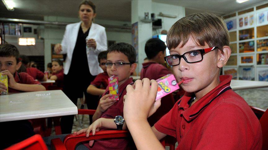 'Okul gıdası uygulamasında yeni dönem'