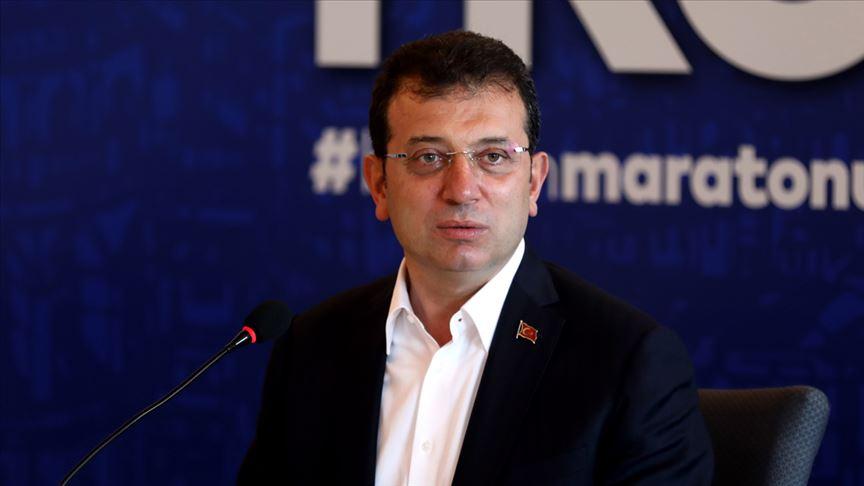 İBB Başkanı İmamoğlu'nun Kovid-19 testi pozitif çıktı!