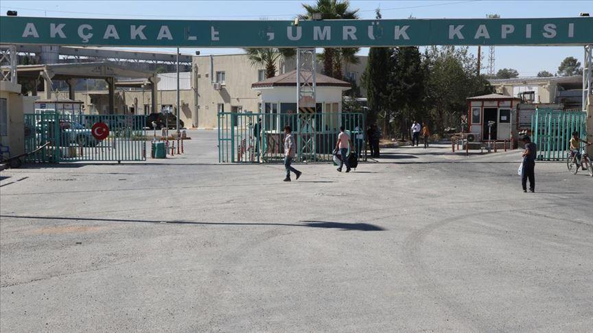 Sınır hattında Suriye Ticaret Merkezi kurulacak!