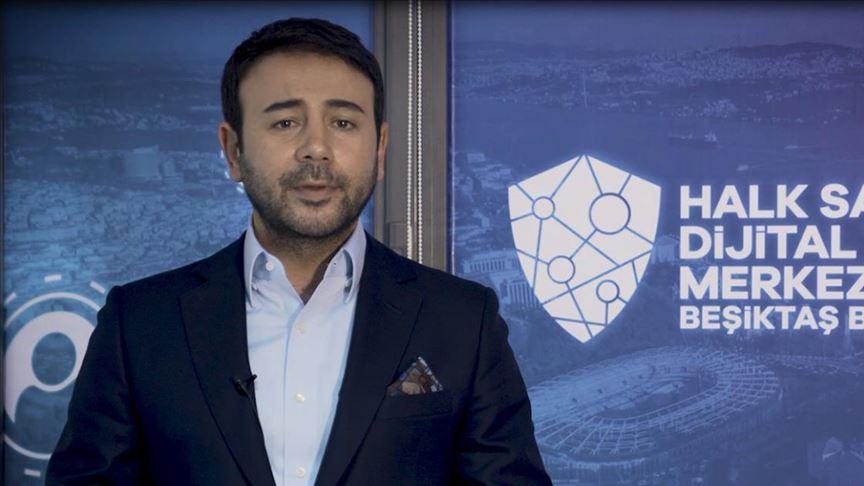 Beşiktaş Belediye Başkanı Rıza Akpolat'a da Kovid-19 teşhisi konuldu!