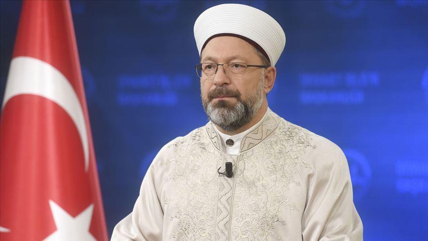 """""""İslam düşmanlığını körükleyen zihniyete karşı uluslararası toplumu mücadeleye davet ediyorum"""""""