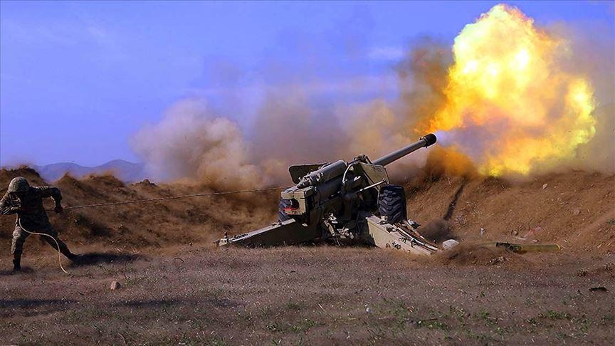 Azerbaycan ordusu kontrol edilen alanları daha da genişletti!