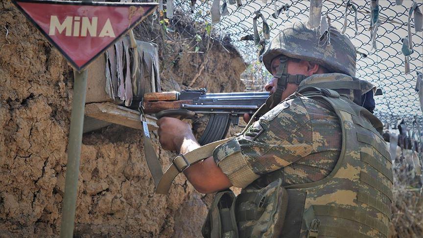 Ermenistan'ın ateşkes ihlalleri sürüyor..