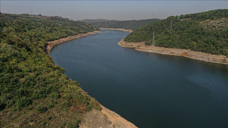 DİKKAT / İstanbul'un barajlarındaki su seviyesi gittikçe azalıyor!