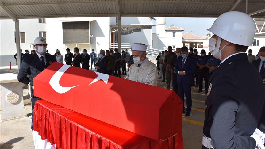 Kalp krizi geçiren Gaziantep Emniyet Müdür Yardımcısı Nadirgil vefat etti