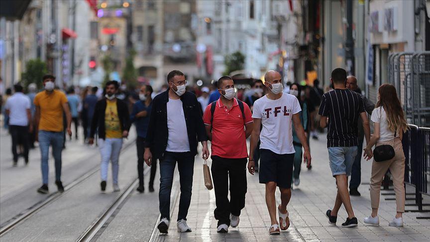 İstanbullular diğer illere göre 2 kat fazla Kovid-19 riski altında!