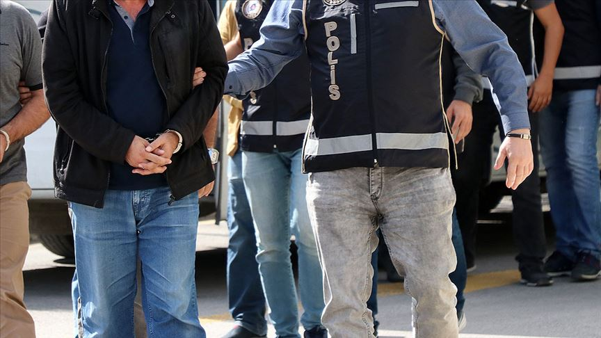 FETÖ'nün ceza infaz kurumlarındaki yapılanmasına operasyon