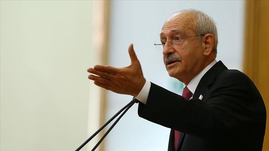 Kılıçdaroğlu: Teröre karşı hep beraber ortak duruş sergilemek zorundayız