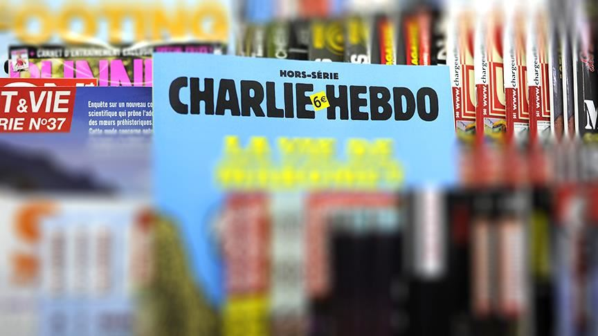 Charlie Hebdo dergisi yetkilileri hakkında soruşturma