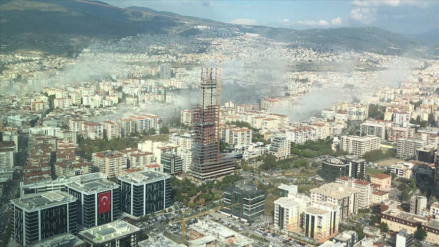 İzmir'e araç girişine kısıtlama getirildi!