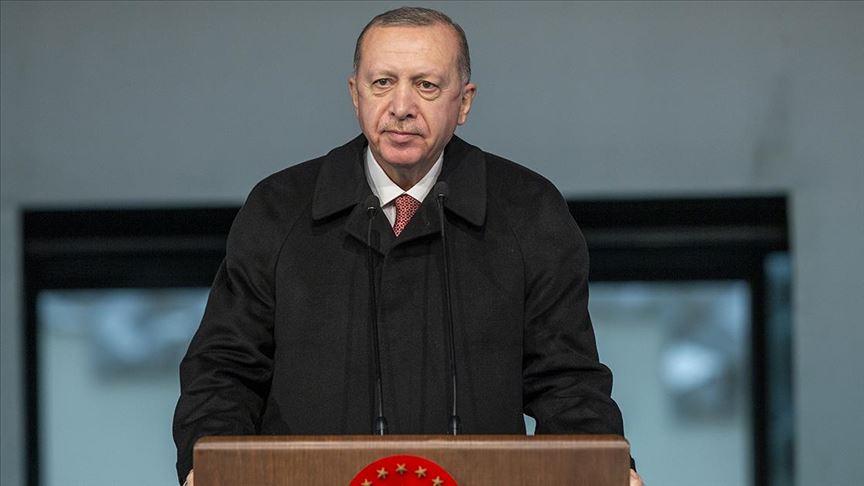 Cumhurbaşkanı Erdoğan: KKTC ile dayanışmanın en önemli nişanesi bu acil durum hastanesidir
