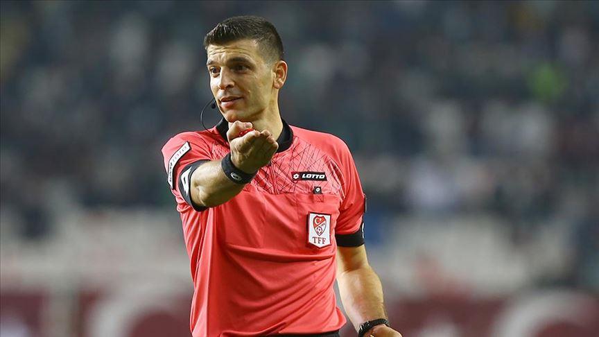 Süper Lig'de 9. haftanın hakemleri belli oldu!