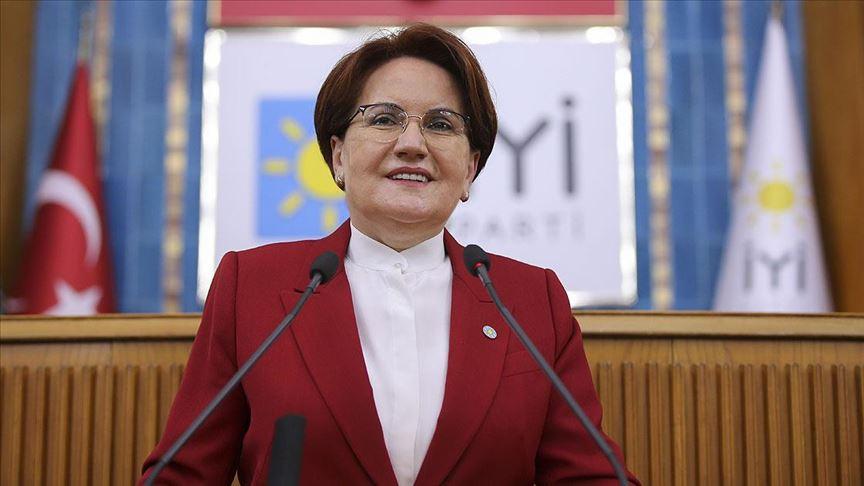 Meral Akşener: Akdeniz'de yaşanan olay bir anlamda sınır ihlalidir