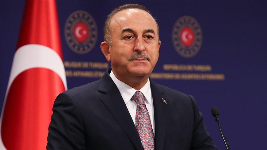 Çavuşoğlu: Sahada da cevabını vereceğiz, hukuki ve siyasi süreçleri de takip edeceğiz